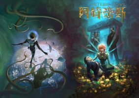 Artemis Fowl book7+8 by SharksDen