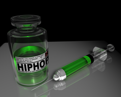 I Found The Cure For HipHop by OmenLW
