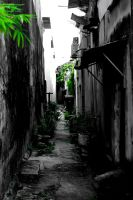 The Alley by afterfxpro