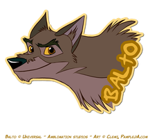 Balto by Pample