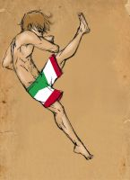 Italia by gavorche-san