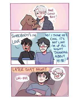 YOI: UH OH by Randomsplashes