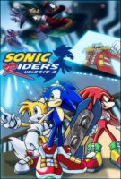 Sonic Riders:Starts of heroes: by E09ETM