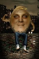 Humpty Dumpty by ThreeProngs