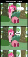 Pinkie's New Friend by cipherpie