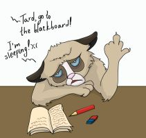 Why Grumpy Cat is so grumpy by Carnie-Vorex