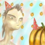 vegetable party by mimiau
