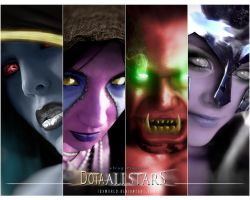 Dota allstarS by tsxworld