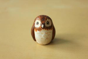 A Miniature Owl by lonelysouthpaw