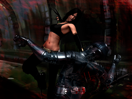 X-Men: X-23 by thedude255