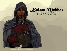 Kalam Mekhar: The Ex-Claw by YapAttack