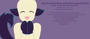 Base 5 | CherryCupcakePixels Edit by Twiily-Bases