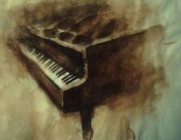 Piano by AmaiDeath