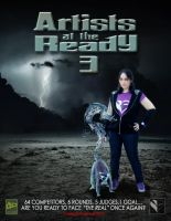 AatR 3 - fake film poster by Wazaga