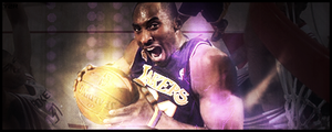Kobe Bryant by Y2Joker