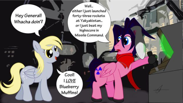 Muffin Command by StormyTheTrooper