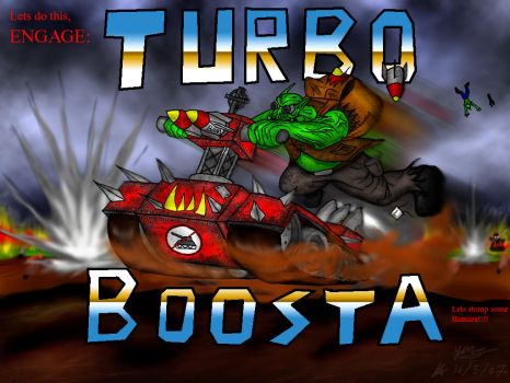 Turbo Boosta by Snowfyre