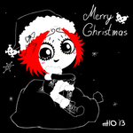 Christmas Ruby by empty-10