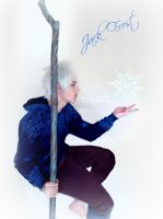 jack frost cosplay VIII by Guilcosplay