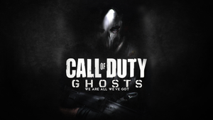 Call of Duty: Ghosts by zhiken