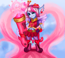 Heartseeker Tristana by SlownDamn