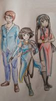NG family - Jaya (anime) by Squira130