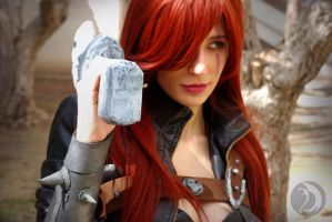 Katarina cosplay10 - Dragonstrace by DragonsTrace