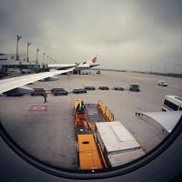 A Day at the airport III by siamesesam