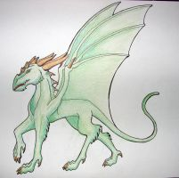 Earth Dragon by Chequer