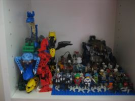 Shelf collection Part 6 by Maxustech