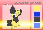Cami Mini-Ref by ZAFTs-Prince