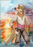 ACEO: Ashkey by SaQe