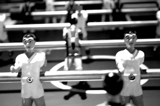foosball by spinalcracker