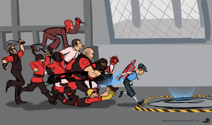 TF2 Cap Point by BananimationOfficial