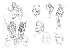 Sketches1 by frkviloria