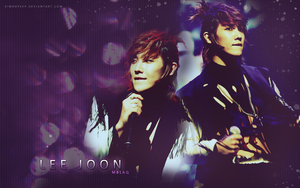 Lee Joon MBLAQ wallpaper by kimbopeep