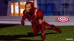 [MMD 25 Themes Challenge] Heroes... by Alquimica