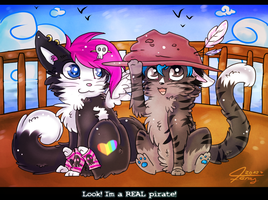Real Pirates by Fayven