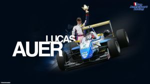 Lucas Auer (Van Amersfoort Racing) Wallpaper by brandonseaber