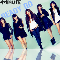 4MINUTE: READY GO 3 by Awesmatasticaly-Cool