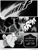 Dbz: Bulma and Vegeta - Firstkiss: Chapter 2, Pg13 by longlovevegeta
