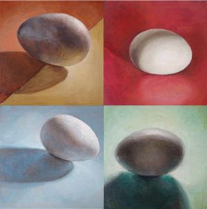 Four Eggs by ~Caitlin-Carnes