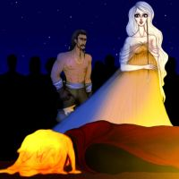 Game of Thrones - Daenerys V. by Hed-ush