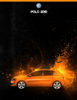 VW Polo Brand Study by An1ken