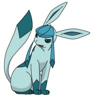 Glaceon by Dav027