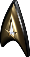 Starfleet Communicator by Doomsday-Device
