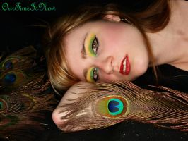 tealfeathers by mandee-was-here