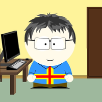 SATW Aland South Park Style by ABtheButterfly