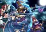 League of Legends part1 by Eternal-S