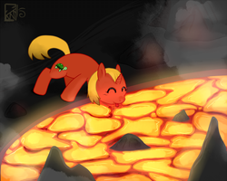 MLP: Taste the Lava by Kinla
